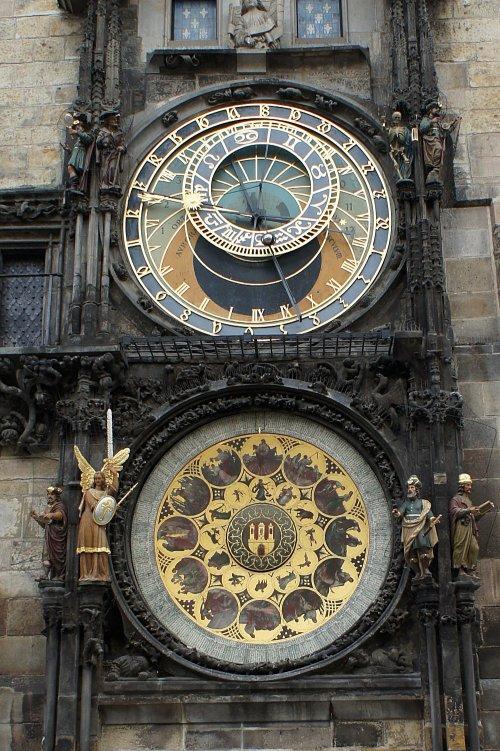 Det astronomiske ur i Prag